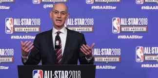NBA Commissioner Adam Silver - InsideSport