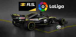 Renault F1 team announces 'innovative' partnership with LaLiga - InsideSport