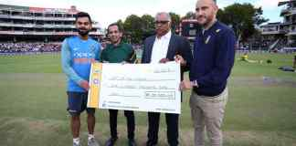 Team India, Proteas donate for Cape Town water crisis - InsideSport