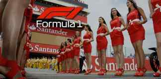 Formula One Glam Girls - InsideSport