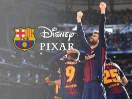 Disney to make animation film on Barcelona club: Reports - InsideSport