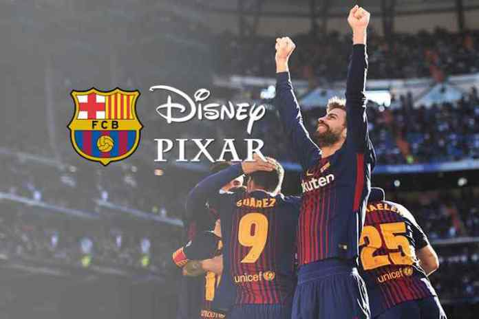 Disney to make animation film on Barcelona club: Reports - InsideSport