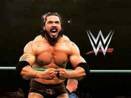 Amanpreet Singh - WWE - InsideSport