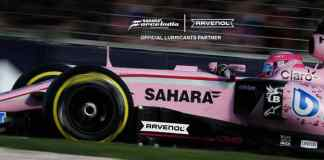 Sahara Force India adds Revenol to sponsorship roaster - InsideSport