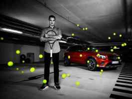Roger Federer - Mercedes Benz - InsideSport