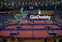 GoDaddy to sponsor 12 international Table Tennis events in 2018 - InsideSport