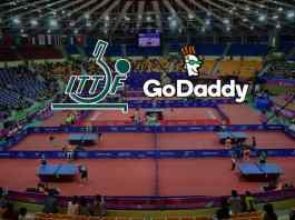 GoDaddy to sponsor 12 international Table Tennis events in 2018 - InsideSport