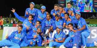 India U-19 cricket team - InsideSport
