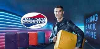 Ronaldo brand ambassador for American Tourister - InsideSport