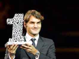 Roger Federer - InsideSport