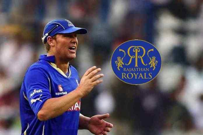 Shane Warne -Rajasthan Royals - InsideSport