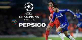 PepsiCo extends Uefa Champions League partnership - InsideSport