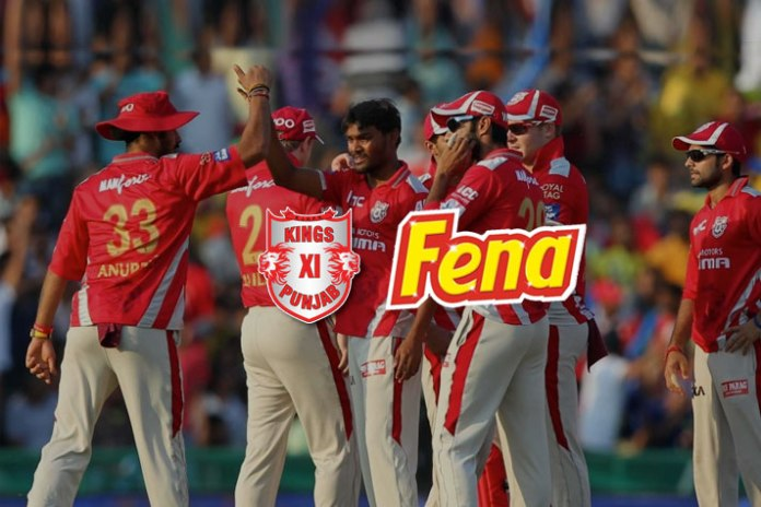 IPL 2018: Fena among Kings XI Punjab principal sponsors - InsideSport