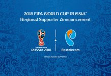 Rostelecom announced as regional supporter of 2018 FIFA World Cup Russia - InsideSport