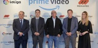 Amazon Prime announces first-ever Spanish original docu-series about LaLiga - InsideSport