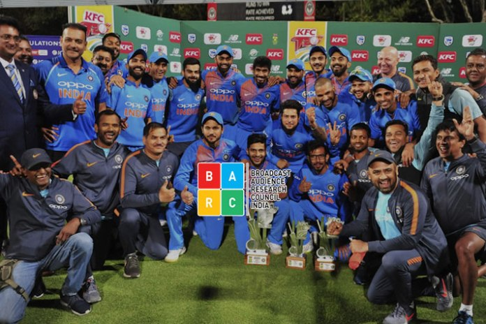India-South Africa T20 Series 2018: India-SA T-20 series decider steals the show, keeps Sony ahead - InsideSport