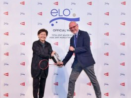 Badminton World Federation (BWF) announces four-year deal with ELO Water - InsideSport