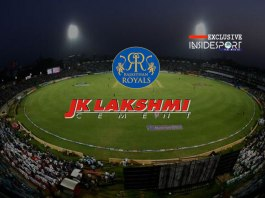 IPL 2018: JK Lakshmi cements title sponsorship deal with Rajasthan Royals - InsideSport