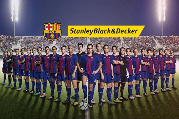 Stanley Black and Decker official partner of FC Barcelona's women squad - InsideSport
