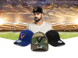New Era launches Virat Kohli's exclusive signature headwear collection - InsideSport