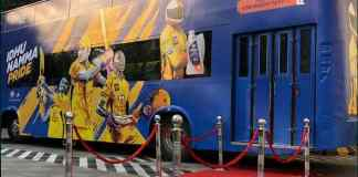 IPL 2018: This sponsor rolls out official vehicle for CSK fans - InsideSport