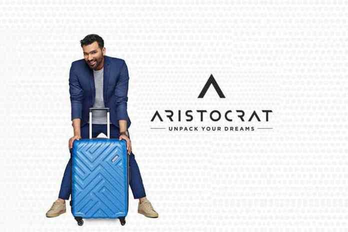 Rohit Sharma 'unpacks his dreams' in Aristocrat TVC - InsideSport