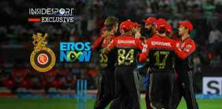 IPL 2018: Royal Challengers Bangalore signs Eros Now as lead sponsor, announcement soon - InsideSport