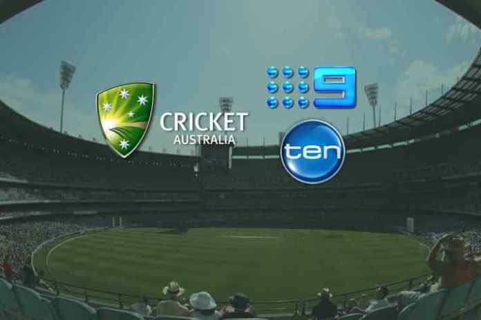 Nine Entertainment-Ten Network revise Cricket Australia rights' joint bid - InsideSport