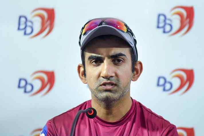 IPL 2018: After relinquishing captaincy, Gambhir offers to forego salary