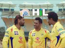 IPL 2018: Chennai Super Kings in HIL's in first-ever TVC featuring MS Dhoni, Ravindra Jadeja and Murli Vijay - InsideSport