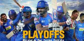 IPL 2018: Rajasthan Royals in quest of 'paradise' at The Garden of Eden! - InsideSport