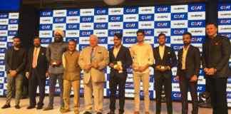 CEAT Awards: Kohli Cricketer of the Year; top honours for Rashid, Harmanpreet - InsideSport