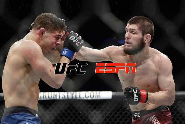 ESPN Scores UFC Deal for the US - TVUSA