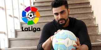 Arjun Kapoor to get the LaLiga Experience in Sevilla - InisdeSport