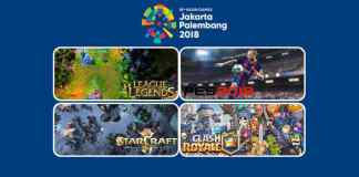 Esports in Asian Games 2018: PES, League of Legends among 6 Esports events for Asian Games 2018 - InisdeSport