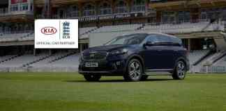 Kia Motors announced as official car partner of England and Wales Cricket Board (ECB) - InsideSport