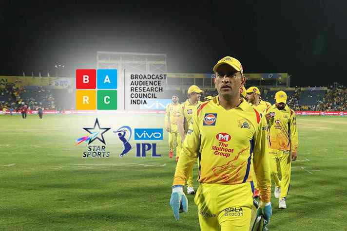 IPL 2018 IPL ratings decline on Star Sports CSK SS1 Hindi most watched- InsideSport