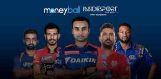 IPL MONEYBALL: Sinking Stars of India Premier League 2018 - InsideSport