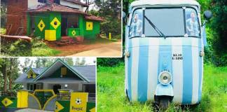 """FIFA World Cup 2018: Fever gripping """"God's own country Kerala - InsideSport"""