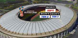 FIFA World Cup 2018: Sony extends live broadcast to six languages - InsideSport