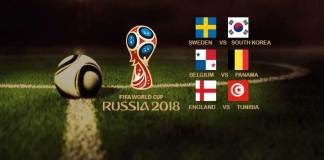 FIFA World Cup 2018: Catch LIVE action, three games scheduled for Monday - InsideSport