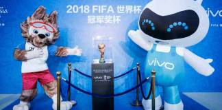 FIFA World Cup 2018: Vivo kicks off the celebration in style - InsideSport
