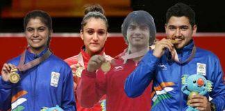 Gold Coast CWG 2018 medallists - InsideSport