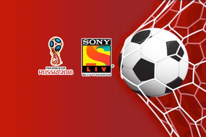 FIFA World Cup 2018,SonyLIV FIFA World Cup Pack,FIFA World Cup on sonyliv,fifa world cup on sony liv,fifa world cup