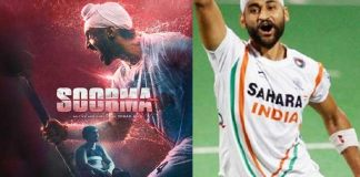 Soorma,Soorma Music,Sony Music,sandeep singh biopic,hockey legend Sandeep Singh