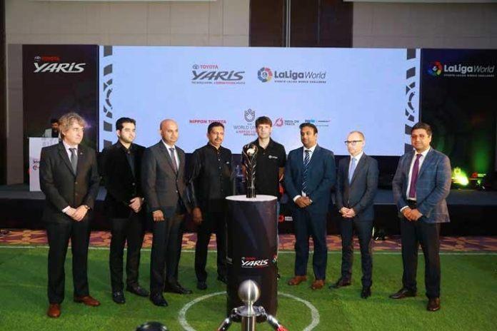 LaLiga World,Toyota Yaris LaLiga World tournament,Kerala Blasters,Melbourne City FC,Kochi with ISL club