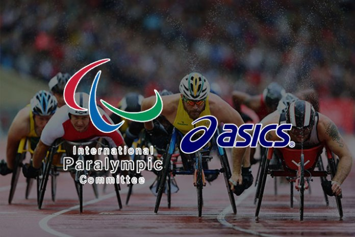 Asics official supplier of the International Paralympic Committee - InsideSport