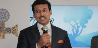 Minister of Information Broadcasting,Rajyavardhan Singh Rathore,online media and content,National Infrastructure Digital Broadcasting,online Sports media
