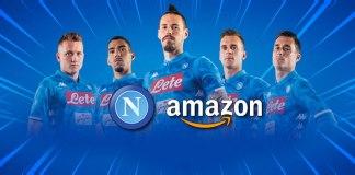 SSC Napoli unveil new kits for 2018-19 season