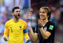 France vs Croatia FIFA World Cup 2018 Final - InsideSport